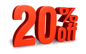 Repeat Guest Packet Discount %20